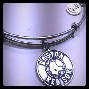 Alex&Ani MLB Boston Red Sox Primary Logo